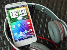 Das HTC Sensation XL inkl. Beats Audio