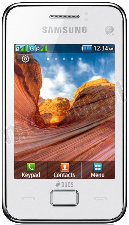 Samsung S5222 DUOS by http://www.DSLundMobilfunk.de