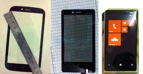 Nokia WP8 Smartphone Prototypen